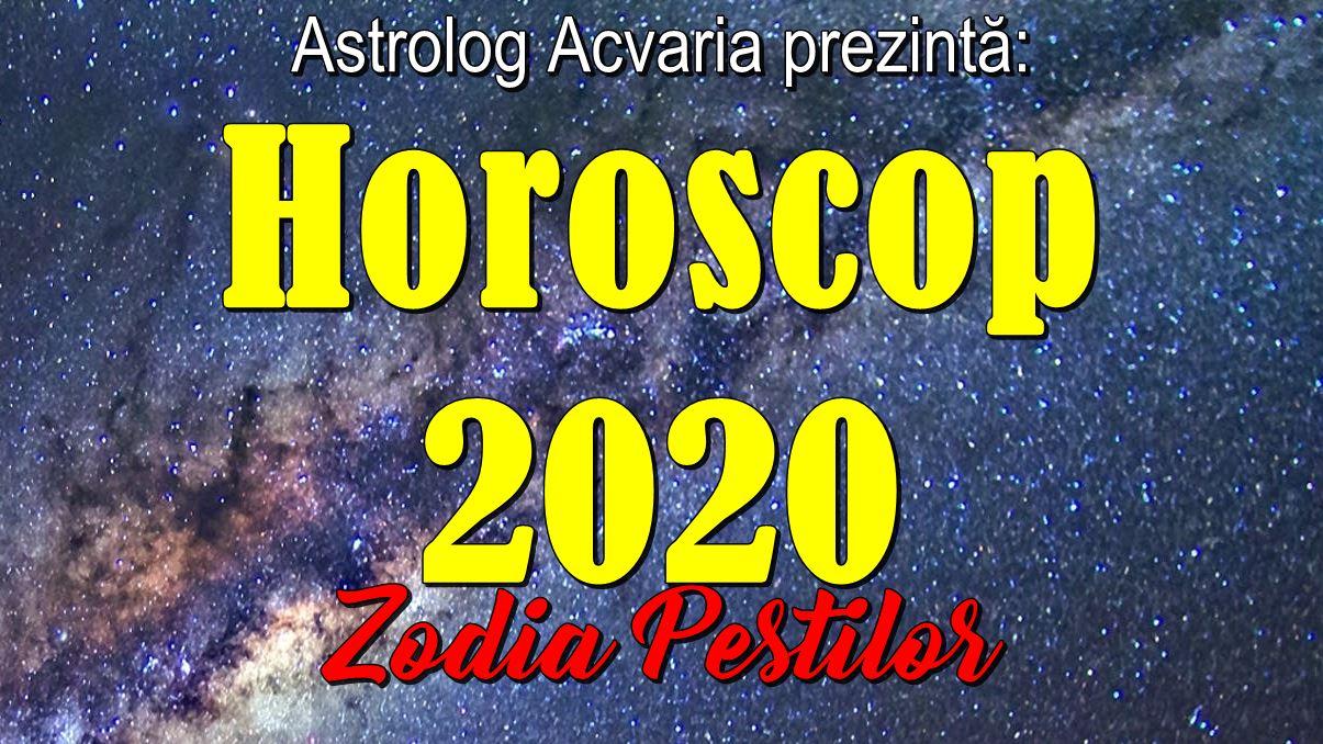 Horoscop 2020 BALANTA
