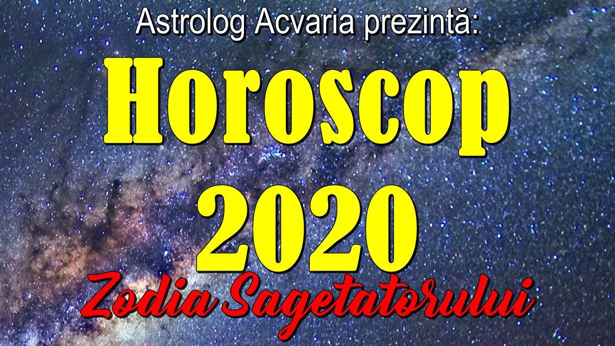 Horoscop 2020 Sagetator