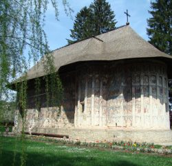 Manastirea Humorului judetul Suceava