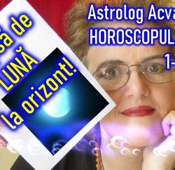 Horoscop saptamanal acvaria
