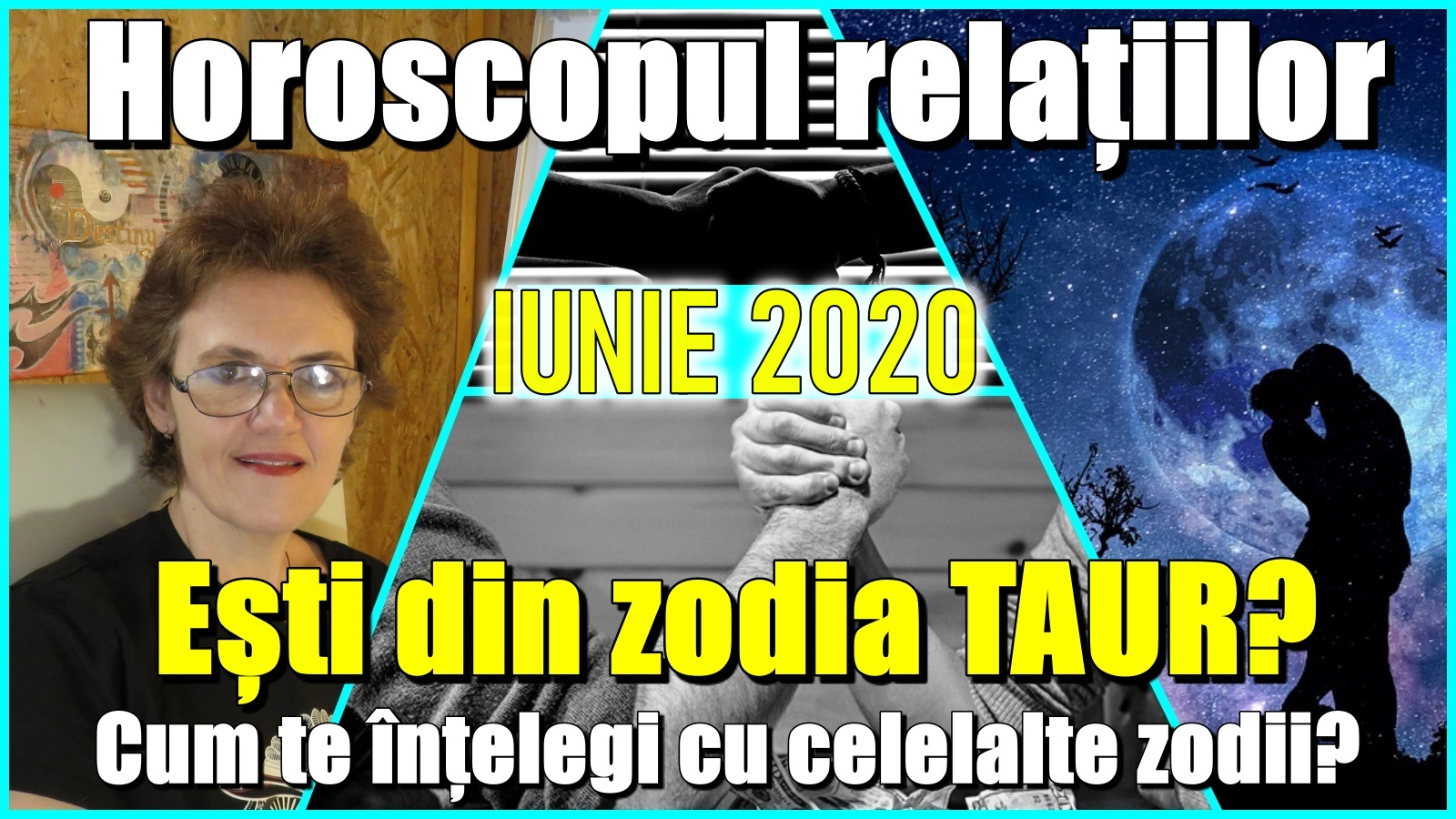 ESTI TAUR? Ce relatii ai cu alte zodii in  LUNA IUNIE?
