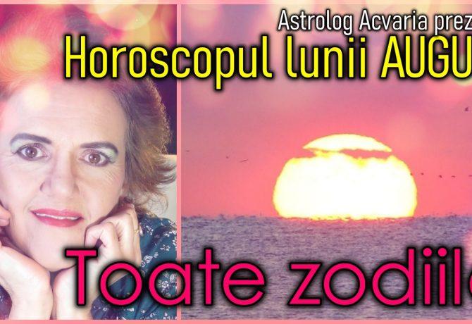 Horoscop Urania Regasiri Karimce Zodia Varsator | Horoscop ...  |Horoscop 14 August 2020