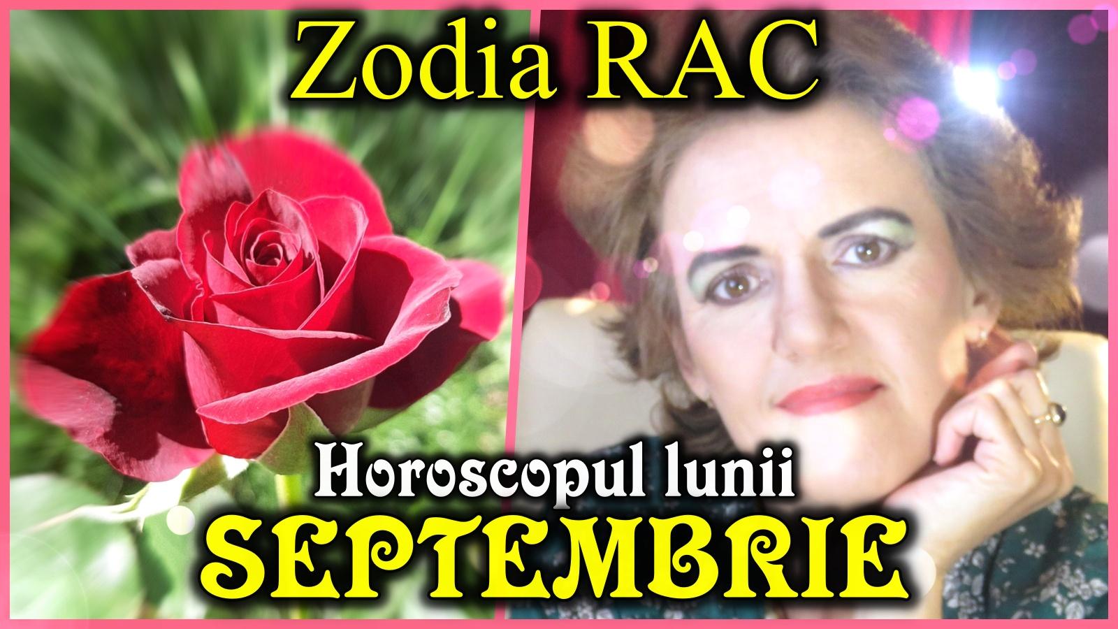 Horoscopul lunii SEPTEMBRIE * Zodia RACULUI