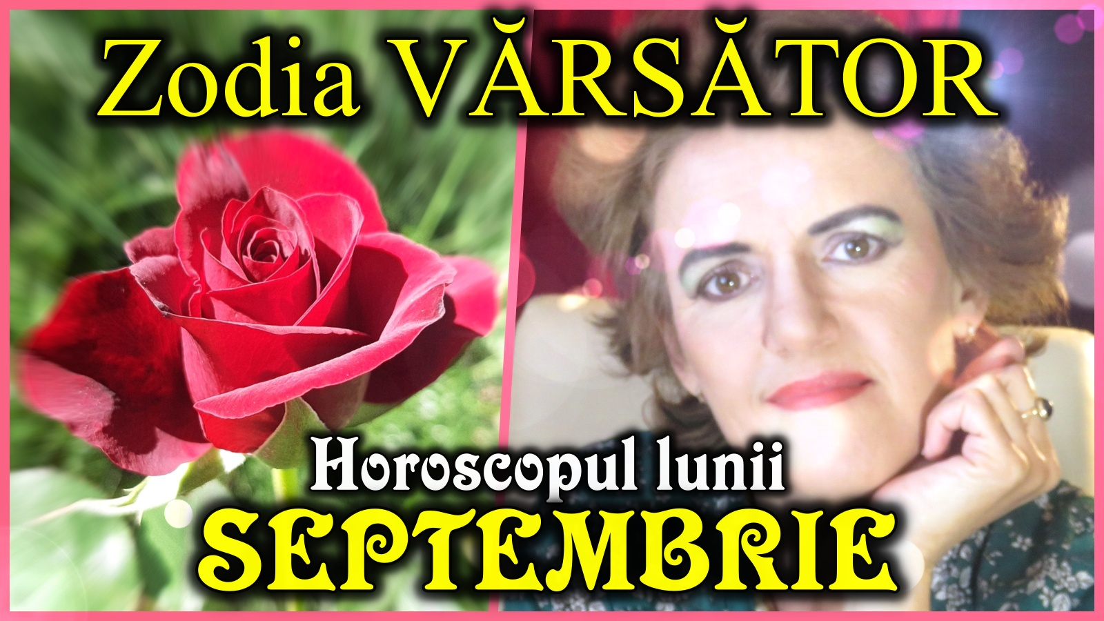Horoscopul lunii SEPTEMBRIE * Zodia VARSATORULUI