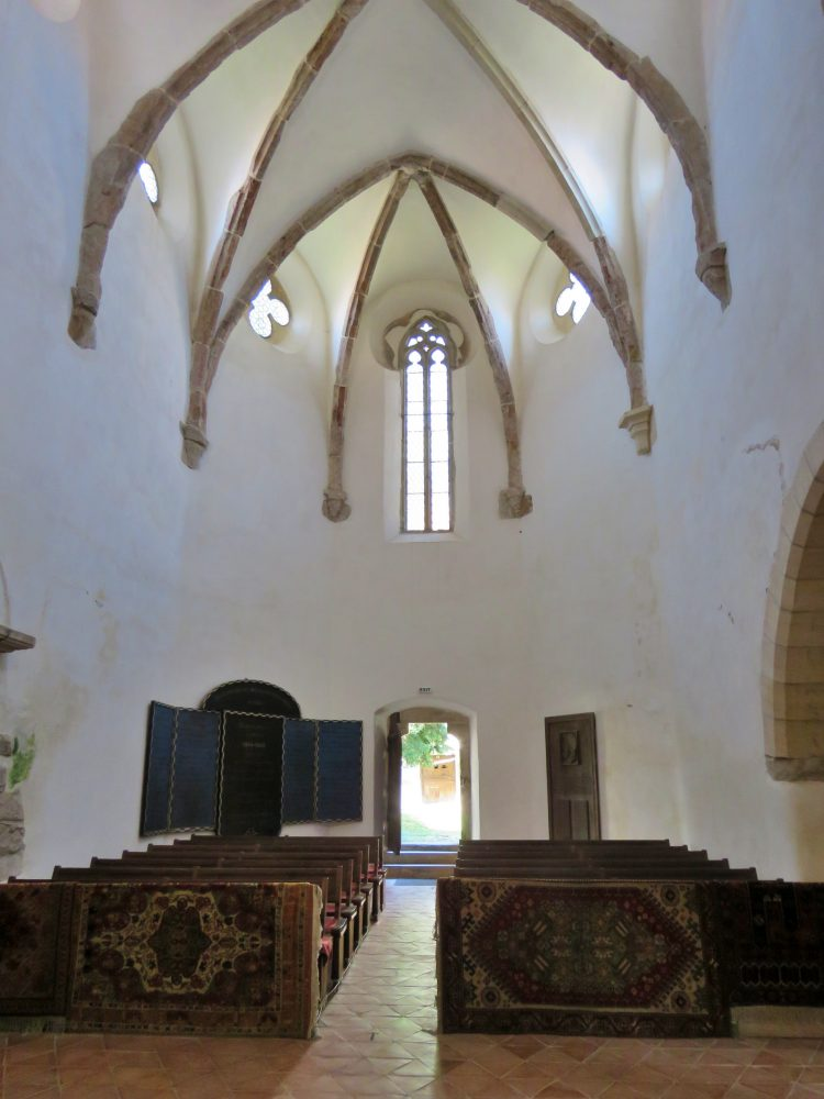 Fotografii Biserica fortificata din Prejmer Brasov