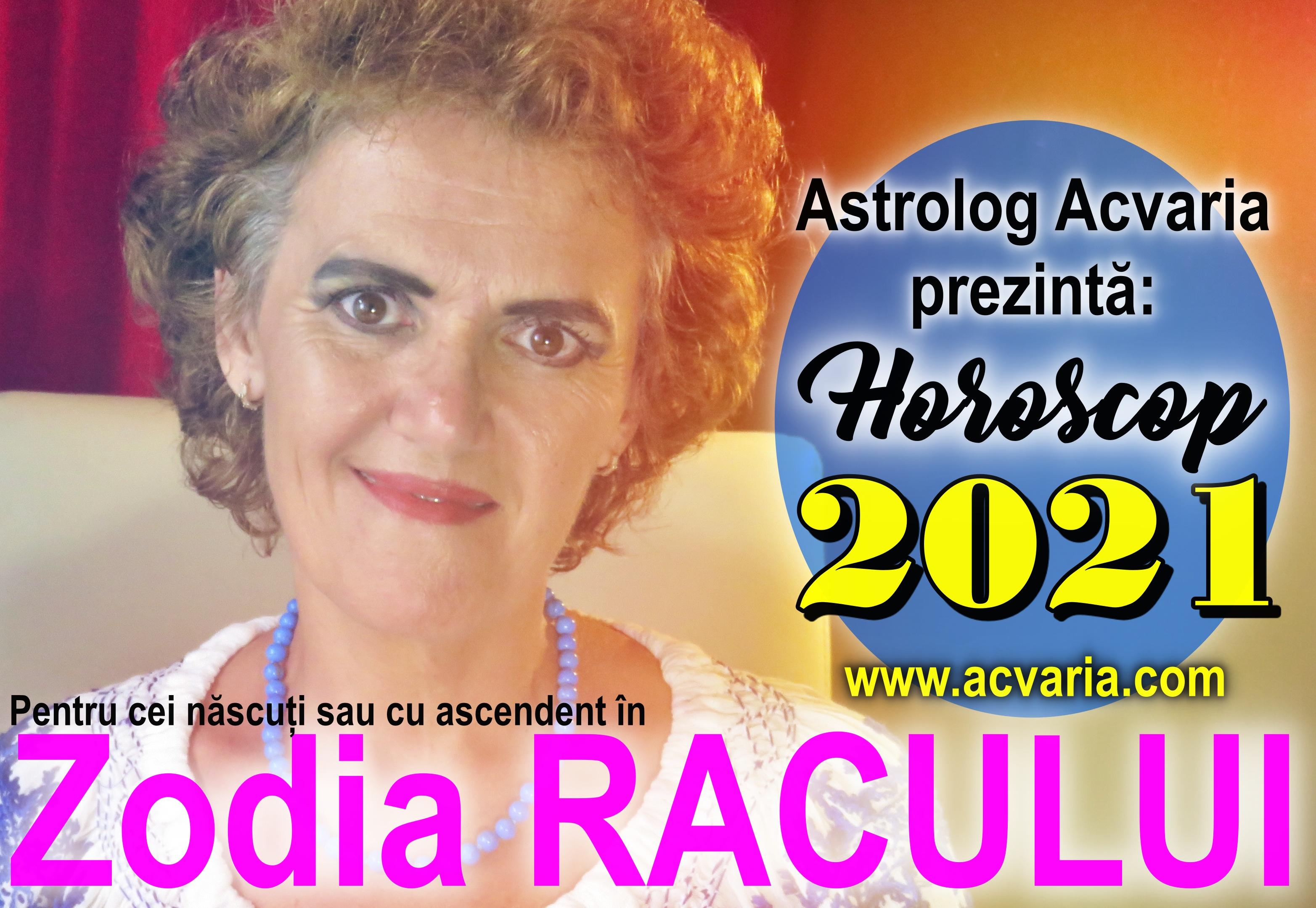 Horoscop 2021 * Zodia Racului